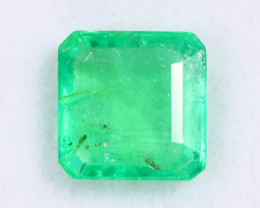 1.64cts Natural Colombian Green Emerald / ZSKL1739