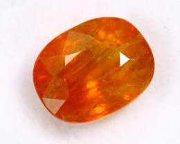 4.88cts Natural Orange Sapphire /DMA2543