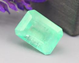 Muzo 2.60Ct Natural Colombian Emerald Neon Green Mint Beryl A2015
