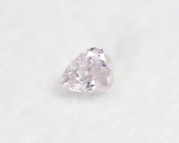 Pink Diamond 0.18Ct Natural Untreated Genuine Fancy Diamond BM837