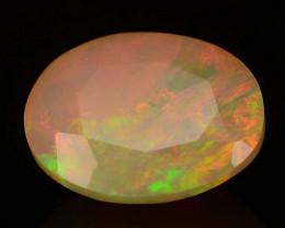 Rainbow Fire 1.55 ct Ethiopian Opal