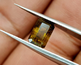 1.95Crt Rare Epidote Natural Gemstones JI81