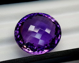 51.75Crt Amethyst Natural Gemstones JI81