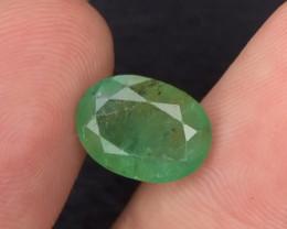3.55Ct Huge Size Natural Zambian Emerald