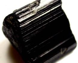 BLACK TOURMALINE ROUGH  35 CTS AS-2219