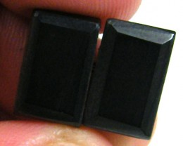 TWO NATURAL MAGNETIC STONE 13   CARATS  TR 622