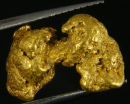 AUSTRALIAN  GOLD NUGGET 2.08  GRAMS  LGN 713