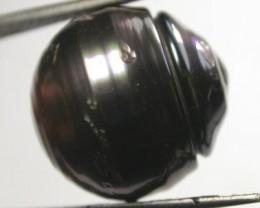TAHITIAN PEARLS -BLACK BAROQUE PEARL-  14/15  MM [PF1147 ]