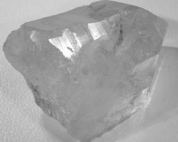 ICE QUARTZ  ROUGH STONE 126 CTS ADG-890