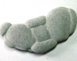 CANADIAN FAIRY STONE CONCRETION 148CTS AS-1955