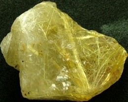 RUTILATED QUARTZ SPECIMEN 120.40 CTS [F 1698]