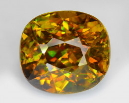 AAA Color Change Sphene 2.40 Cts 100% Unheated Natural Loose Gemstone