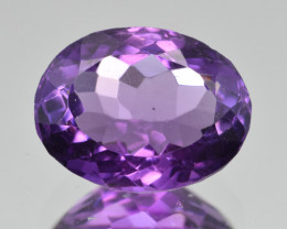 Natural Amethyst 5.20 Cts, Good Quality Gemstone
