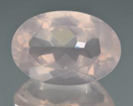 Natural Rose Quartz 9.38 Cts Good Quality Gemstone