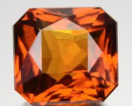 5.58 Cts Attractive Natural Rare Cinnamon Red Hessonite Garnet Srilanka
