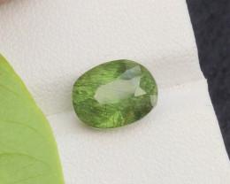 4.30 Ct Natural Beautiful Rutile Peridot Gemstone