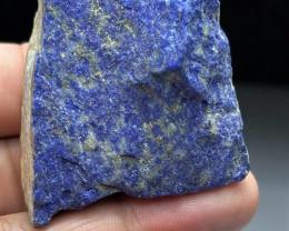Amazing Natural color Lazuli piece rough / Specimen 230Cts-A