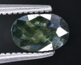 Crt  0.74 sapphire  Faceted Gemstone (Rk-29