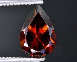 Crt  1.98 garnet  Faceted Gemstone (Rk-29