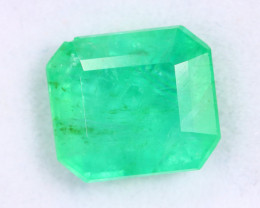 2.73cts Natural Colombian Green Emerald / ZSKL1762