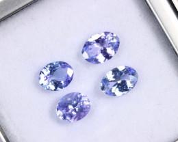 2.51cts Natural Tanzanite Gemstone LOTS / AAKL1763