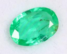 1.10cts Natural Zambian Green Emerald /ZSKL1767