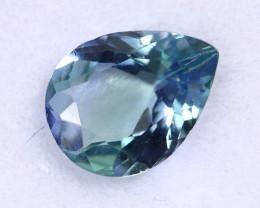 0.97cts Natural Tanzanite Gemstone / JKL1773