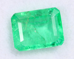 2.00cts Natural Zambian Green Emerald / ZSKL1774