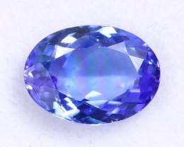 1.36cts Natural Tanzanite Gemstone / ZSKL1776