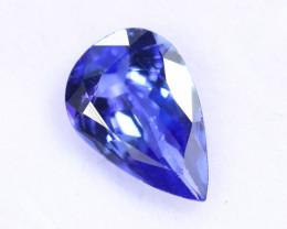 1.41cts Natural Tanzanite Gemstone / ZSKL1780