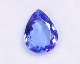 1.67cts Natural Tanzanite Gemstone / ZSKL1783