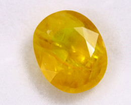 4.62cts Natural Yellow Sapphire /MAW2564