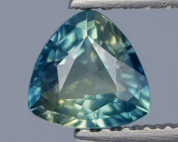 Burma Sapphire 0.52 Cts Natural Unheated Teal Color Gemstone