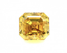0.80 CT Diamond Gemstones Top Yellow color with good luster