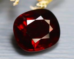 Almandine 3.25Ct Natural Vivid Blood Red Almandine Garnet  E2504/B26