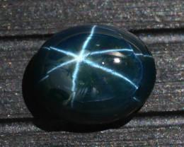 Star Sapphire 13.12Ct Natural 6 Rays Blue Star Sapphire E2519/A39