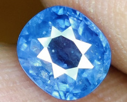 1.20 CTS EXCELLENT NATURAL HEATED SRILANKA BLUE SAPPHIRE