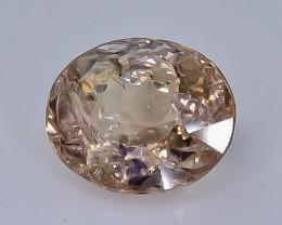 Crt 1.83  tourmaline  Natural  Faceted Gemstone.( AB 34)