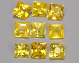 0.70 Excellent Natural Intense Beautiful candy yellow sapphire