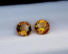 1.02Crt Madeira Citrine Natural Gemstones JI82