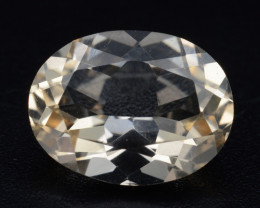 Natural Morganite  1.55  Cts, Top Quality.