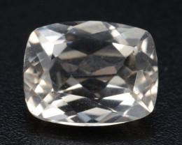 Natural Morganite  1.30  Cts, Top Quality.