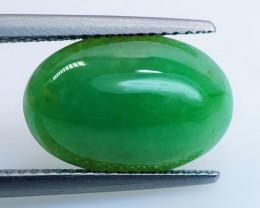 6.59  ct. 100% Natural Earth Mined Jadeite   Jade – IGE Certificate