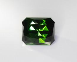 Deep Green Tourmaline by Stephen Kotlowski