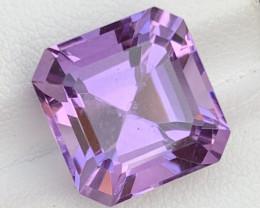 6.85 carats Attractive color Fancy Cut gemstone