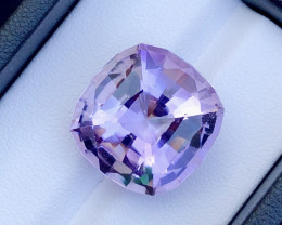 Top Quality Cutting 17.15 Ct Sparkling Color Natural Amethyst