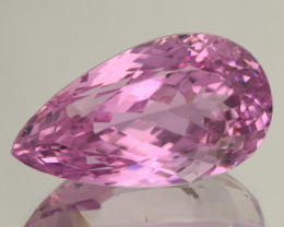 Flawless 49.33Ct Kunzite Cut Gemstone Exquisite Quality@ AFGHAN