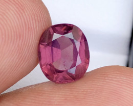 2.50 Ct  Natural Top Quality Perfect Cushion Cut Spinel  Gemstone