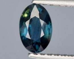 Burma Sapphire 0.63 Cts Natural Unheated Teal Color Gemstone
