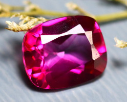 Pink Topaz 4.84Ct Natural Pink Topaz  E2711/A35